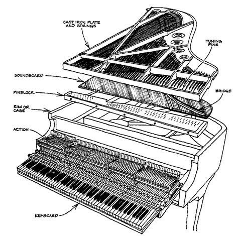 piano diagram parts river city piano carries extensive catalogs to order parts