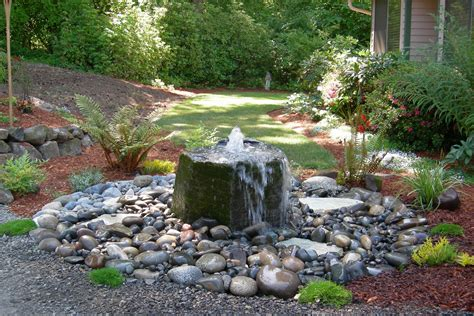 Water Garden Features Ideas Ideas Unique Water Outdoor Fountains For Pond