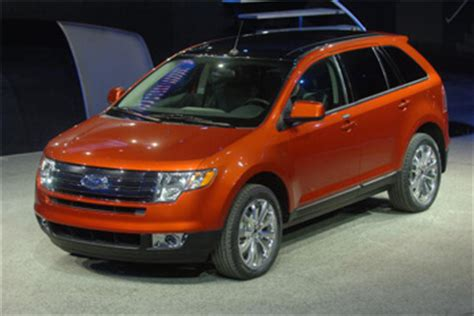 how does cars work 2007 ford edge electronic toll collection who coined the term crossover vehicle howstuffworks