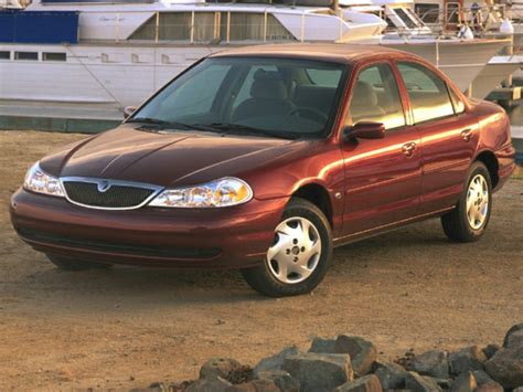1999 mercury mystique overview cars com