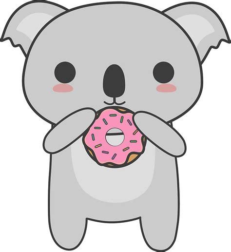 imagenes de koalas kawaii quot cute kawaii koala bear quot stickers by happinessinatee
