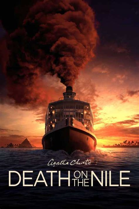 death   nile na deart  poster