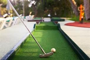 Miniature Golf Upb Hosts Mini Golf One