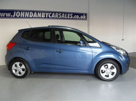 Kia Venga Automatic Used Kia Venga 1 6 3 Automatic Low Mileage Heated Seats