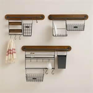 25 best ideas about kitchen wall storage on pinterest