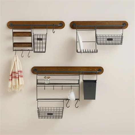 kitchen wall organization ideas 25 best ideas about kitchen wall storage on