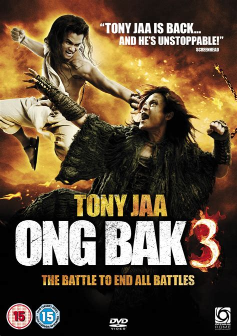 film action ong bak 1 complet ong bak 3 with tony jaa martial arts action movies dvd