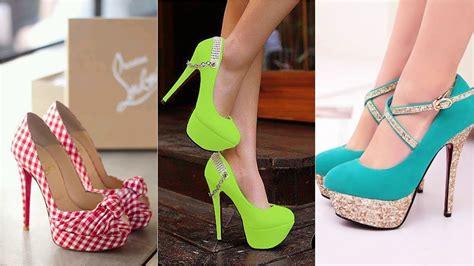 imagenes de zapatos bonitos para mujeres zapatos de moda 2015 para mujer youtube