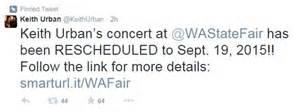 keith urban cancels gig after wife nicole kidman she s beside herself keith cancels charity gig