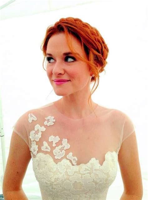 april kepner wedding dress
