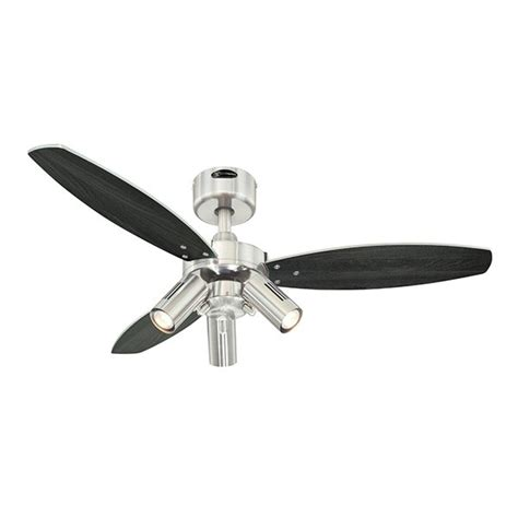 westinghouse wengue ceiling fan westinghouse jet plus 42 inch brushed nickel ceiling fan