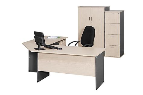 Office Desk Configurations Discovery Sraight Desk Configuration 1 Office Furniture Warehouse