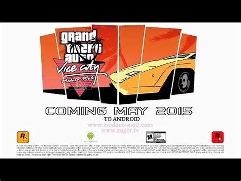 gta vice city modern mod mobile trailer android v1 07 - Gta Vice City Free For Android Mobile