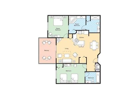 bonnet creek floor plans orlando bonnet creek wholesale holiday rentals