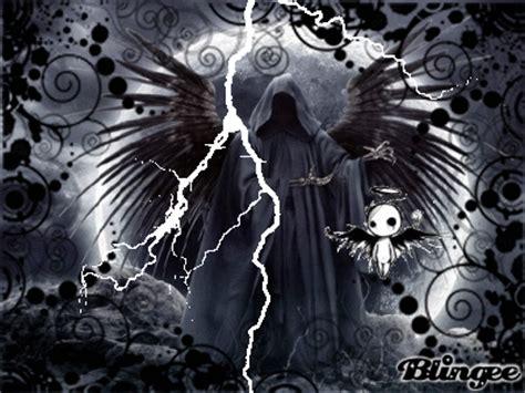 imagenes goticas de la muerte la santa muerte fotograf 237 a 126036463 blingee com