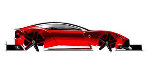 ferrari sketch ferrari 612 gto concept 2010 supercar sketches