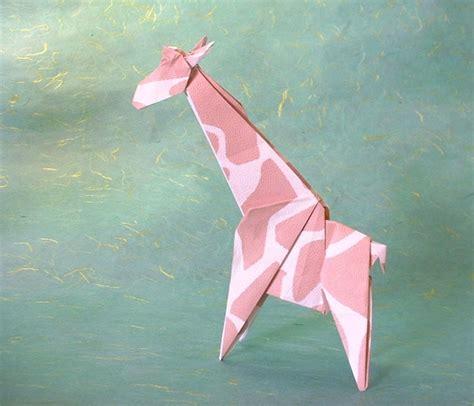 Giraffe Origami - origami giraffes and okapi page 2 of 3 gilad s origami