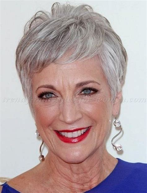 hairstyles for gray hair over 60 short hairstyles for women over 60 with gray hair colby