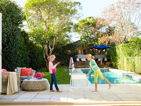 Backyard Pool Turning Green Backyards That Will Turn You Green With Envy Homes