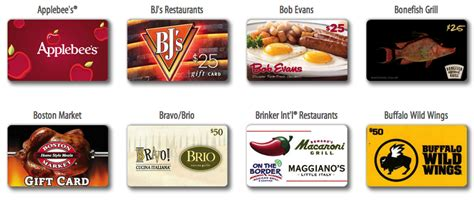 Restuarant Gift Cards - 4x fuel points when you buy gift cards on movies dining out or amusement parks
