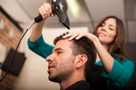 best time to cut hair how to cut your blow drying time in half by hair salon