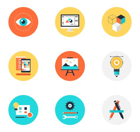 design development icon seo and development 50 free icons svg eps psd png files