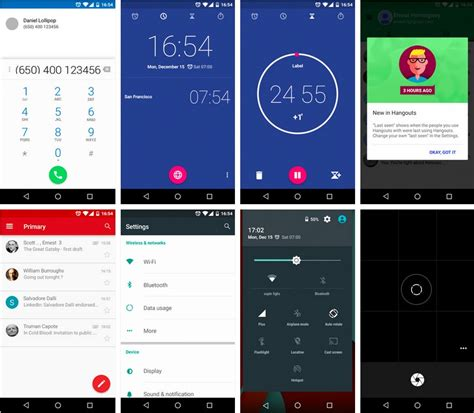 android interface 70 material design resources for android developers hongkiat