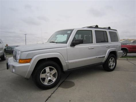 Jeep Commander 2010 Object Moved