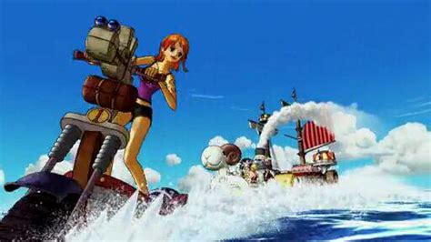film one piece a la poursuite du chapeau de paille nami film 11 one piece 3d mugiwara chase a la