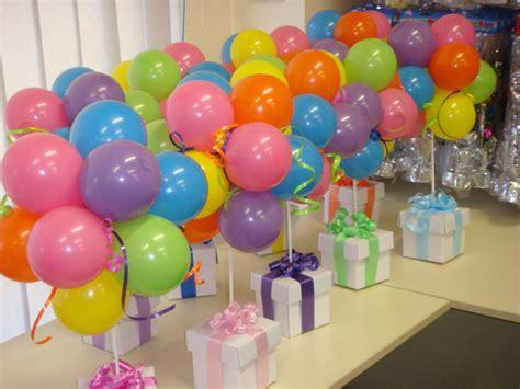 chuladas creativas centros de mesa incre 237 bles centros de mesa con globos dale detalles
