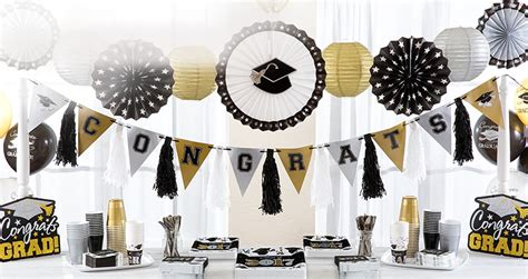 Graduation Decoration Ideas by Graduation Supplies 2017 Graduation Decorations