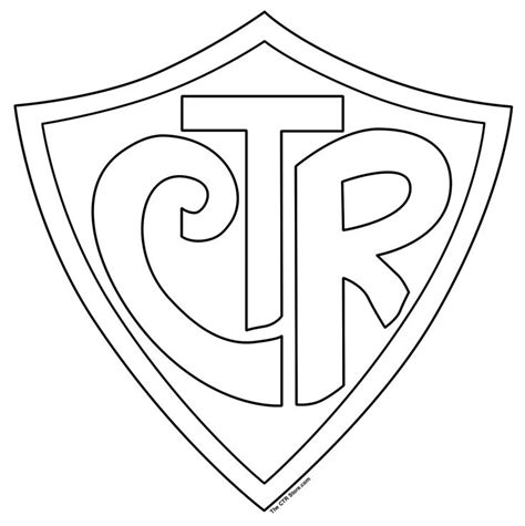 Choose The Right Coloring Page coloring page http www ctrringstore ctr shield coloring page choose the right 2012