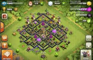 Pics photos clash of clans town hall 7 setups th7 setups