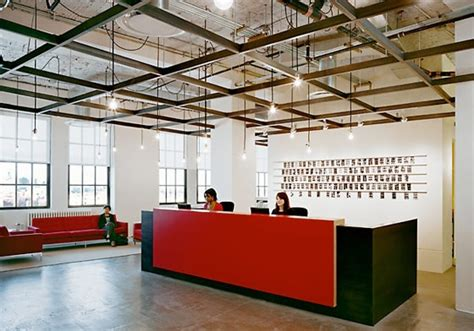 modern industrial office decor lust getting exposed exposed ceilings