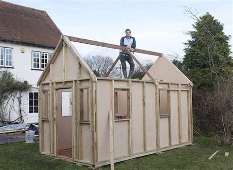 Tiny Home Concept Flatpack House Home Design Garden