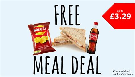 tesco new year meal deal free meal deal at boots or tesco skint
