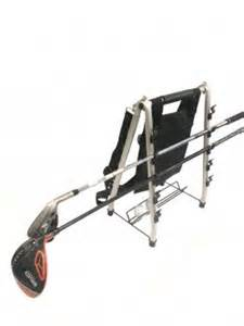 golf distributors products a frame club carry rack
