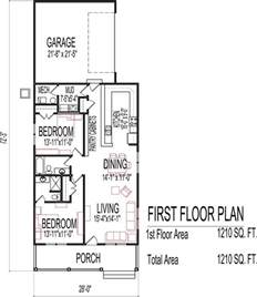 one bedroom house plans with garage