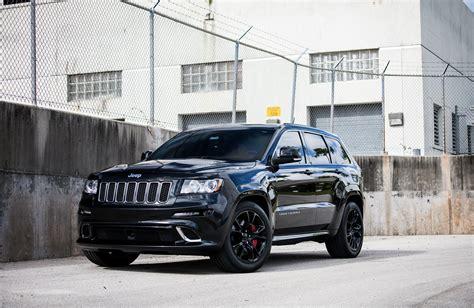 customized jeep cherokee customized jeep grand cherokee srt8 exclusive motoring