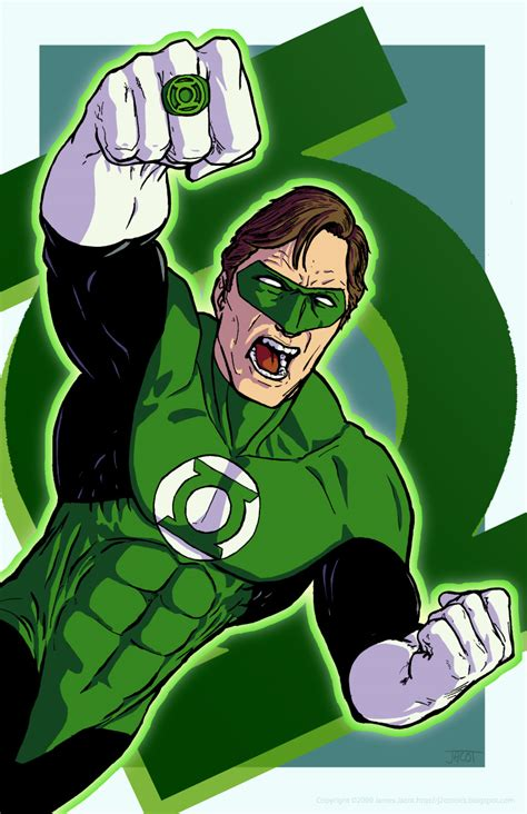 green lantern colors jacot s comics and august 2009