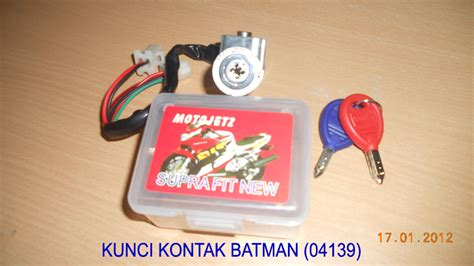 Kunci Kontak Batman kunci kontak nitto motor accessories spare part motorcycles