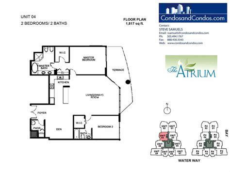 atrium floor plan atrium mnm companies