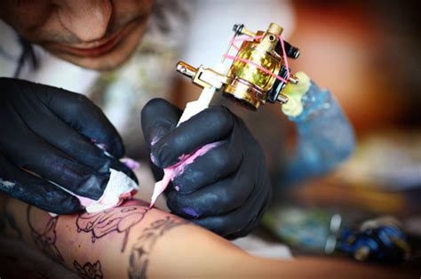 tattoo ink health concerns tattoo ink can give you cancer and three other body art