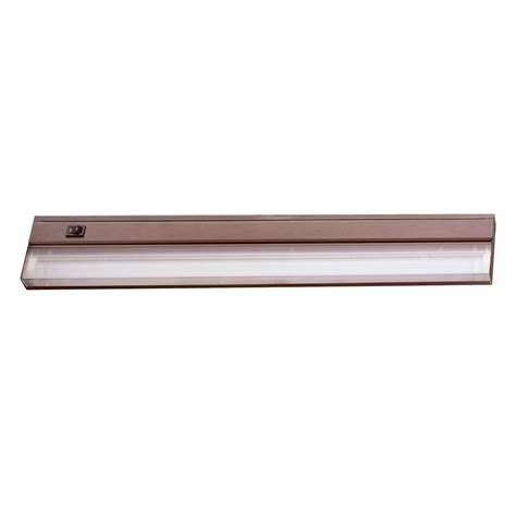 Shop Acclaim Lighting 21 In Hardwired Under Cabinet Cabinet Fluorescent Light