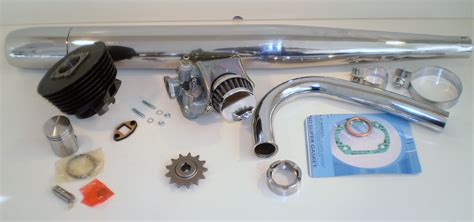 Melanox Comple Kit 2 rn motor complete 50 cc 4 3 ps sachs tuning kit 2 gear