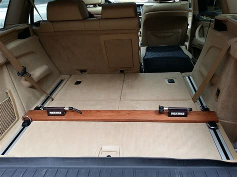 Inside Suv Bike Rack by Custom Interior Bike Rack Xoutpost