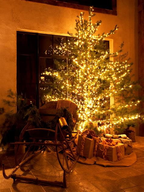 rustic christmas decorating ideas diy