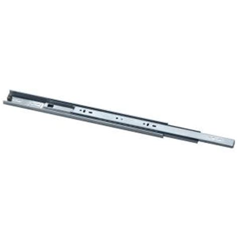 Drawer Slides Home Depot by Liberty 16 In Bearing Extension Drawer Slide 2