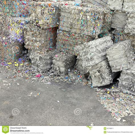 Pictures Of Mills Found At Dump Returned To Sir Paul Article Is Just Without Jpegleg by Heaps Of Waste Paper In The Paper Mill Stock Image