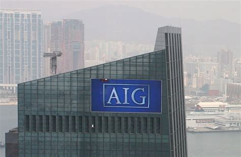 insurance aig saved by 85bn loan from u s federal